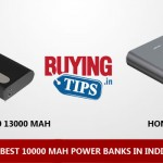 Best 10000 Mah Power Banks In India