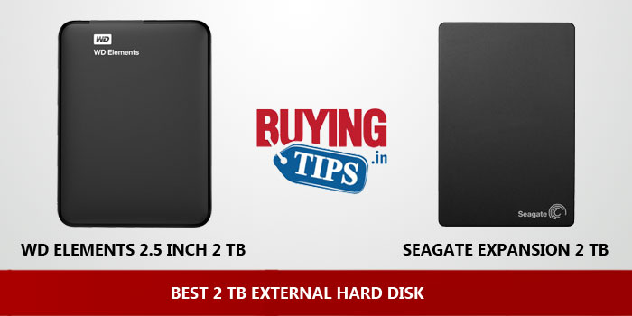 Best 2TB External Hard Disk: May 2019