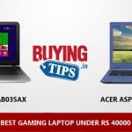 Best Gaming Laptop Under Rs 40000
