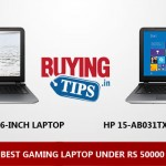 Best Gaming Laptop Under Rs 50000
