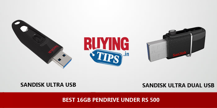 Best 16GB Pendrive Under Rs 500
