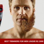 Best Trimmers For Men Under Rs 2000