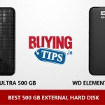Best 500 Gb External Hard Disk