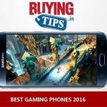 Best Gaming Phones 2016