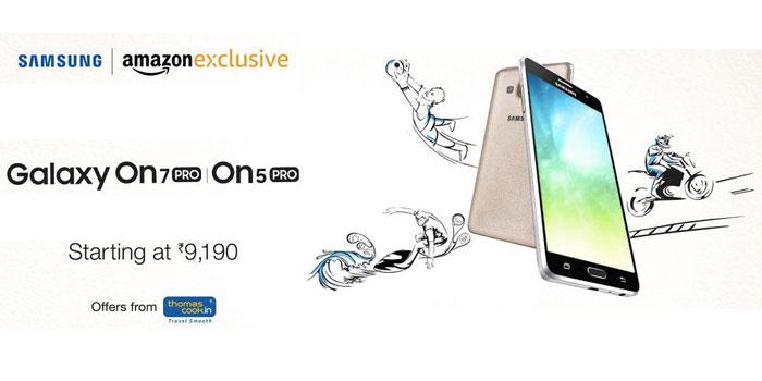 Samsung Galaxy On5 Pro and Galaxy On7 Pro
