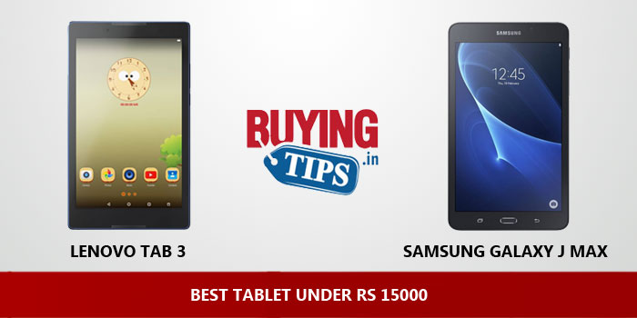 Best Tablet under 15000 Rs: May 2020