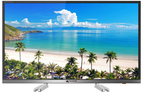 Micromax Canvas S (32 inches) Smart LED TV