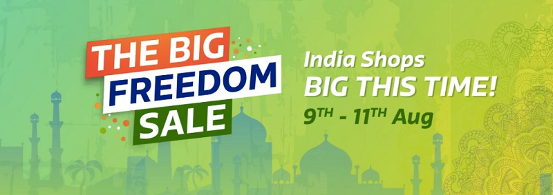 Flipkart Freedom Sale August 2017: Best Deals
