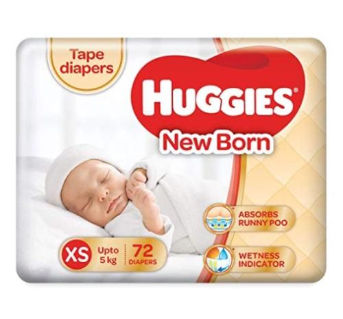 Huggies New Born Diaper
