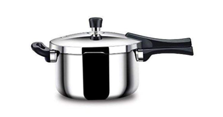 Stahl Pressure Cooker Stainless Steel