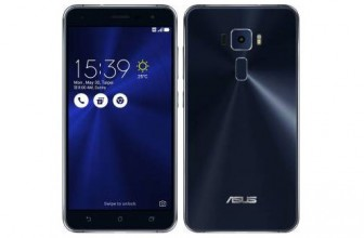 Asus Zenfone 3 Laser with 4GB RAM launched