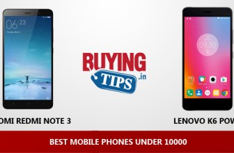 Best Mobile Phones under 10000 Rs: February 2017