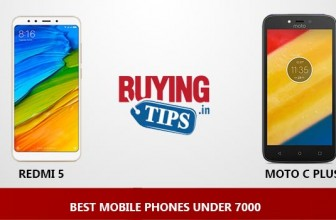 Best Mobile Phones under 7000 Rs: December 2018