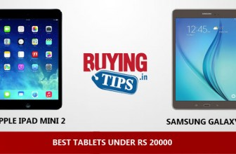 Best Tablet under 20000 Rs: October 2017