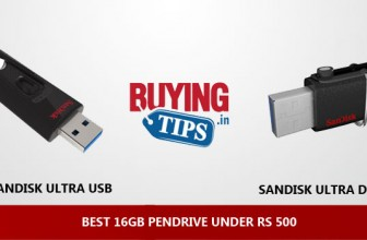 Best 16GB Pen Drive under Rs 500: January 2019