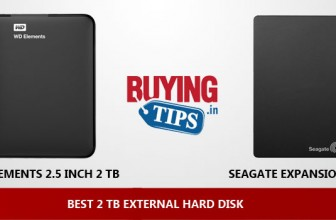 Best 2TB External Hard Disk: January 2018