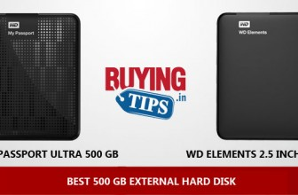 Best 500 GB External Hard Disk: June 2018