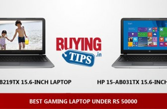 Best Gaming Laptop under 50000 Rs : February 2019