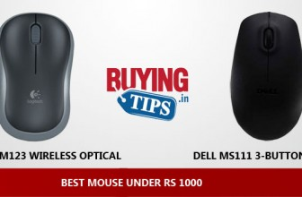 Best Mouse under 1000 Rs: February 2018