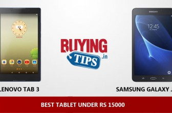 Best Tablet under 15000 Rs: January 2017