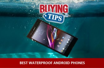 Best Waterproof Phones in India: August 2017