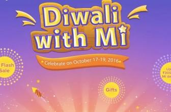 Xiaomi Diwali 2016 Offers!