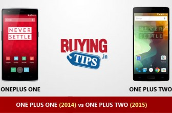 One Plus One (2014) vs One Plus Two (2015)