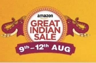 Amazon Great Indian Sale August 11 2017